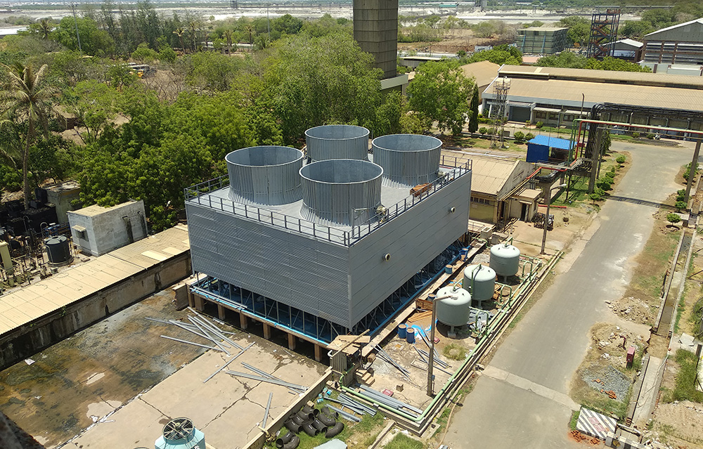 NSCTPL-FRP-Cooling Tower